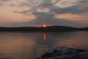 Sunset A-Frame